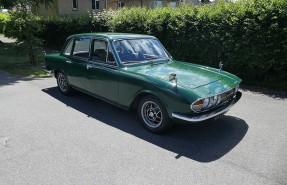 1973 Triumph 2000