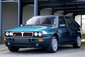 1992 Lancia Delta HF Integrale
