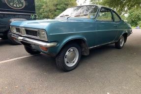 1972 Vauxhall Firenza