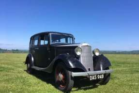 1934 Vauxhall 14