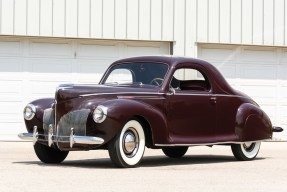 1940 Lincoln Zephyr