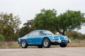 1972 Alpine A110