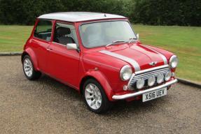 2000 Rover Mini Cooper