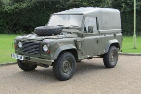 1998 Land Rover Wolf