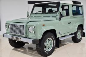 1999 Land Rover Defender
