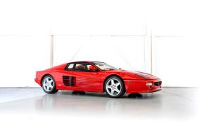 1996 Ferrari F512M