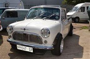1970 Mini Pickup