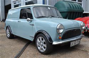 1971 Mini Van
