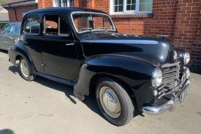 1950 Vauxhall Velox