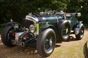 1953 Bentley 4½ Litre