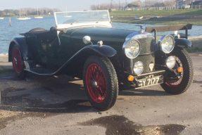1932 Alvis Speed 20