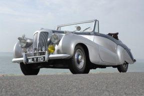1952 Daimler Special Sports