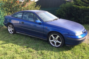 1997 Vauxhall Calibra