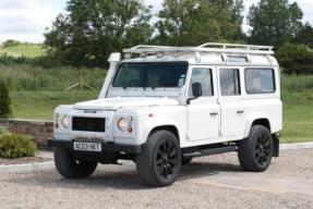 2003 Land Rover Defender