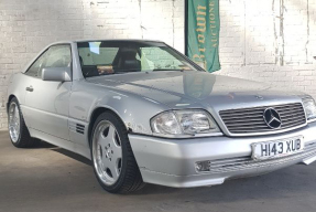 1990 Mercedes-Benz 300 SL