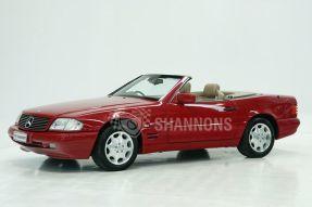 1998 Mercedes-Benz SL 500