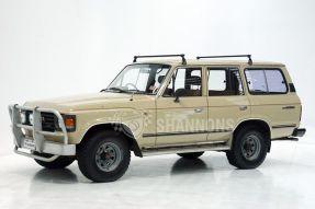 1984 Toyota HJ60
