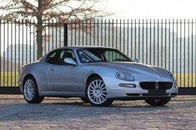 2005 Maserati 4200 GT Coupe