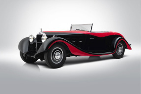 1935 Delage D8