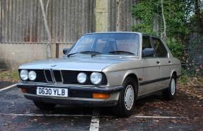 1986 BMW 525e