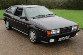 1987 Volkswagen Scirocco