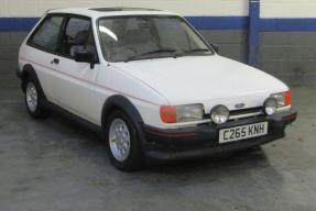 1985 Ford Fiesta XR2