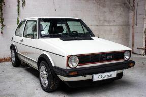 1980 Volkswagen Golf GTi