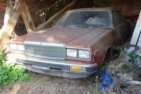 1979 Datsun Laurel