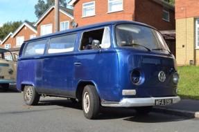 1971 Volkswagen Type 2 (T2)