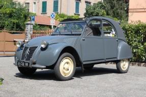 1953 Citroën 2CV