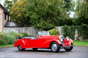 1939 Bentley 4¼ Litre