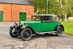1929 Sunbeam 16.9