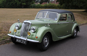 1953 Riley RME