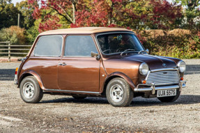 1976 Mini Wood & Pickett