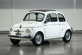1964 Abarth Fiat 595