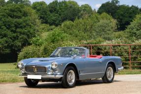 1962 Maserati 3500 GT Spyder