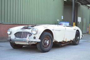 1958 Austin-Healey 100/6