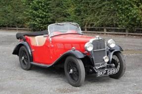 1935 Singer Nine