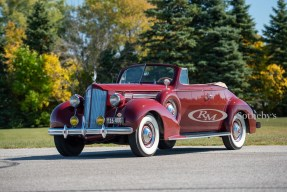1938 Packard Eight