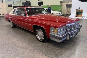 1977 Cadillac Coupe de Ville