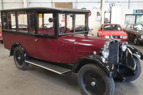 1926 Dodge Brothers Bus