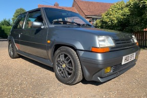 1990 Renault 5 GT Turbo