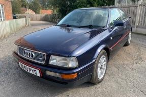 1995 Audi Coupe