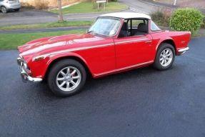 1969 Triumph TR5