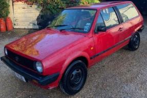 1989 Volkswagen Polo