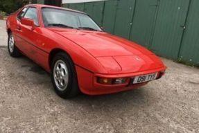 1986 Porsche 924