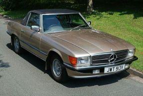 1979 Mercedes-Benz 350 SL