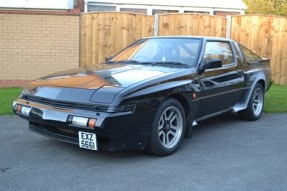 1988 Mitsubishi Starion