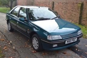 1995 Peugeot 405