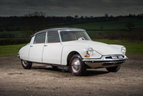 1957 Citroën DS